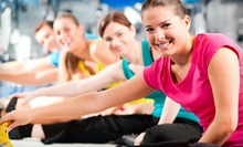 8 or 12 Fitness Classes or Two-Month Membership at Ladies Workout Express (Up to 76% Off)