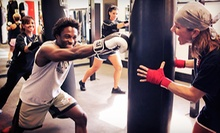 Two Weeks or One Month of Lessons with Hand Wraps at Title Boxing Club (Up to 92% Off)