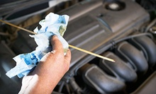 One Standard or Synthetic Oil Change at AAMCO Transmissions (Up to 57% Off)