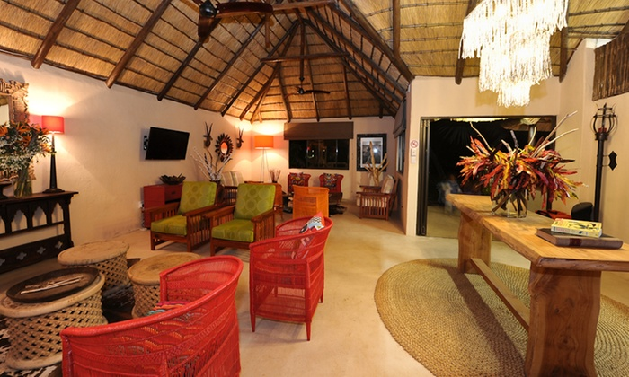 The Merry Crab Beach Lodge - The Merry Crab Beach Lodge: Kwa-Zulu Natal: Self-Catering Stay For Four Adults and Two Children at The Merry Crab Beach Lodge