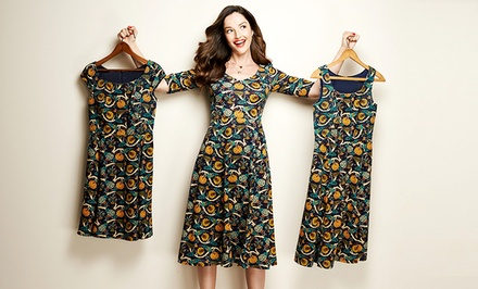 Women's Custom Fit Clothing from eShakti (Up to 51% Off). Two Options Available.