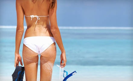 One or Two Brazilian Sugaring Hair-Removal Treatments at Sugaring Studio (Up to 62% Off)