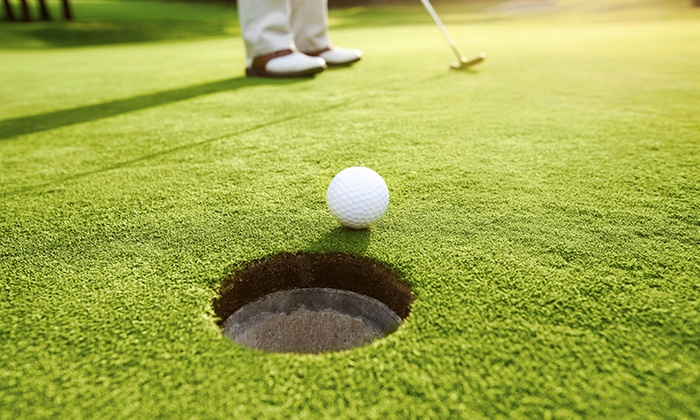 ERPM Golf Club - ERPM Golf Club: 18 Holes of Golf from R199 with Optional Golf Carts at ERPM Golf Club (Up to 64% Off)