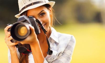 Studio 8A — Entrecampos: workshop de fotografia para uma ou duas pessoas desde 22,90€
