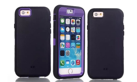 3D Luxe iPhone 6 Triple-Layer Shock-Resistant Case