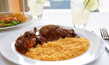 $20 for $30 Worth of Latin Soul Food at Soul