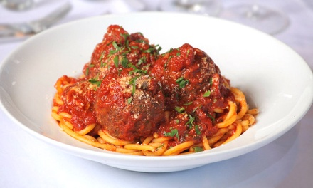 Italian Cuisine for Dinner at Nonnas Citi Cucina (Up to 43% Off). Two Options Available.