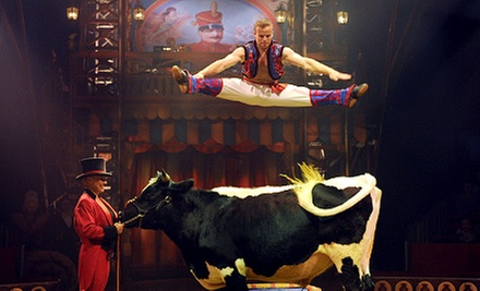 "Big Apple Circus's ""Legendarium"" at Ninigret Park on June 22–28 (Up to 40% Off)"