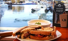 $12 for $25 Worth of Seafood and Pub Fare at Flying Otter Grill