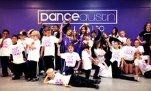 One-Week Kids' Summer Dance Camp or Four Dance Classes at Dance Austin Studio (52% Off)