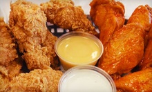 $10 for Two Vouchers for Chicken Tenders and Sandwiches at Tenders ($20 Value)