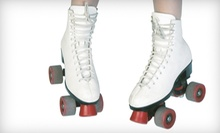 $14 for a Roller-Skating Outing for Two with Pizza and Soda at Arlington Skatium (Up to $29.50 Value)