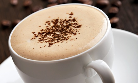$12 for Four Groupons, Each Good for One Coffee Drink at Reality Tuesday Cafe ($20.36 Total Value)