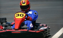 Three Go-Kart Races on MondayThursday or FridaySunday at Fast Lane Indoor Kart Racing (52% Off)