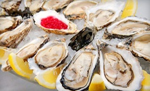 $25 for $50 Worth of Seafood and Steak at Goldfish Oyster Bar &amp; Restaurant