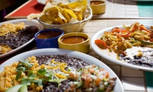 Mexican Food at Mr. Taco (Up to 53% Off). Four Options Available.