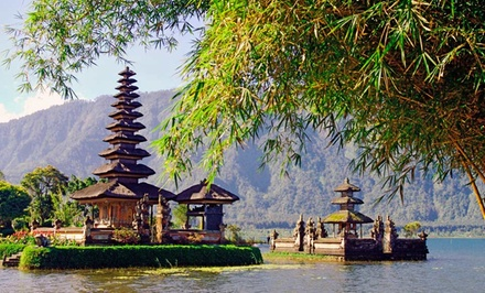 groupon daily deal - 11-Day Bali Vacation with Airfare and Sightseeing from Pacific Holidays. Price/Person Based on Double Occupancy.