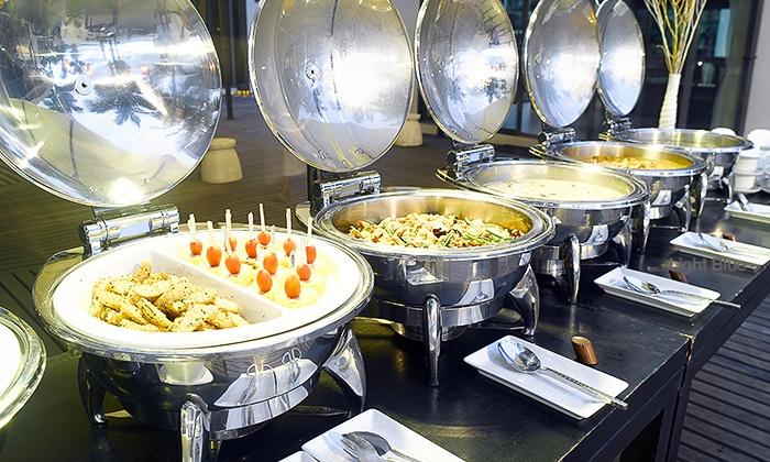 Sands Hotel Abu Dhabi - Al Danah: Buffet at La Piazza, Sands Hotel Abu Dhabi starting from AED 149 for 2 People