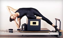 Three or Five Group Pilates Reformer Classes at Pilates Dynamix (Up to 64% Off)