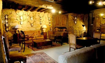 Casa Grande de Juncais — Serra da Estrela: 1 noite para 2 em apartamento T0 com pequeno-almoço e welcome drink desde 44€