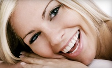 One or Three Teeth-Whitening Treatments at Laserwave Clinic (Up to 63% Off)