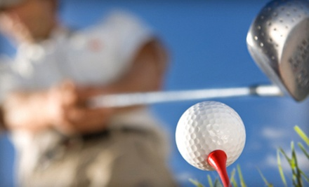 One 60-Minute Golf Lesson with Option for Six-Hole Playing Lesson from Jeffrey Stern Golf Professional (Up to 61% Off)