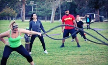 5 or 10 Boot-Camp Classes at Kevin's Bootcamp (Up to 74% Off)