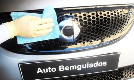 Auto Bemguiados — Vila do Conde: polimento total de automóvel Smart ou Mercedes desde 39,90€