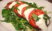Italian and Mediterranean Dinner for Two or Four at Lantana Café (Half Off)