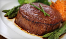 French Dinner for Two or Four at Restaurant L'Assiette (Up to 57% Off). Three Options Available.