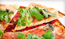 $12.50 for $25 Worth of Italian Food for Two at TJ's Wood Burning Oven Pizza & Restaurant