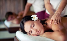 $99 for a Spa Package with Massage, Facial, and Pedicure for One or Two at Allure De Vie Salon & Day Spa ($290 Value)