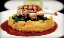 Three-Course Dinner for Two or Four at Melissa's Main Street Bistro (Up to 53% Off)