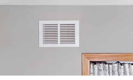 Air-Duct Cleaning with Optional Dryer-Vent Cleaning from Green Clean Choice (Up to 86% Off)
