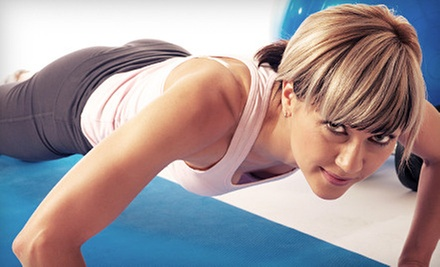 5 or 10 Boot-Camp Classes at Infinity Fitness (60% Off)