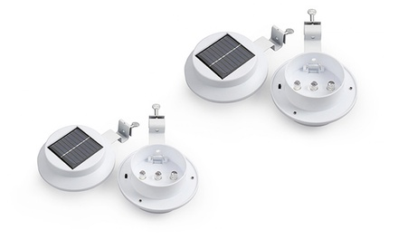3-Pack of Energy-Efficient Solar Lights