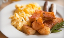 Breakfast for Two or Four at Richard's Place (53% Off)
