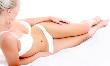 Six Laser Hair-Removal Treatments for a Small, Medium, or Large Area (Up to 93% Off)