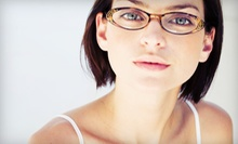 Glasses and Sunglasses at Pittsford Optical (Up to 88% Off). Two Options Available.