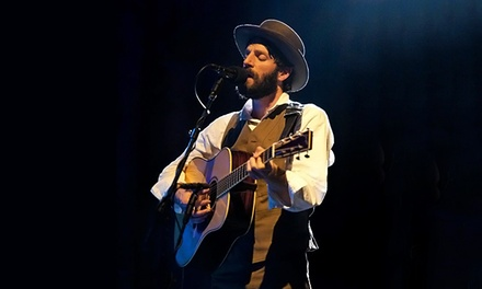 Ray LaMontagne at Macon City Auditorium on October 30 at 8 p.m. (Up to 40% Off)