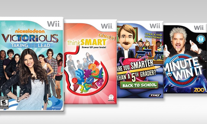 Game Kids' Wii Bundle - Online Deal