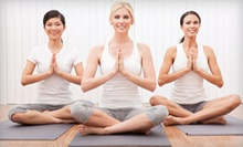 $30 for 30 Days of Unlimited Yoga at MBody Yoga ($89 Value)