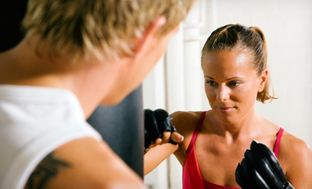 $19 for Two Weeks of Unlimited Boxing and Kickboxing Classes with Hand Wraps at Title Boxing Club ($40 Value)
