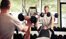Three or Six Personal-Training Sessions at Accelerated Fitness (Up to 72% Off)