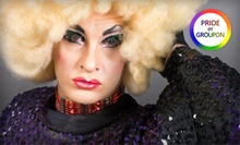 VIP Admission for 1 or 2 to a Drag Show on Wednesday, July 17, from United Drags of America at Five15 (Up to 55% Off)