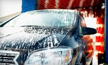 Exterior Car Wash with Hand Dry and Interior Fragrance or Deluxe Wash Package at Super-Suds (Up to 53% Off)