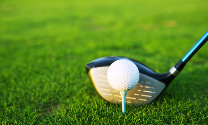 Jackal Creek Golf Club - Johannesburg: Mid May Madness: 18 Holes of Golf at Jackal Creek Golf Club