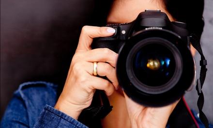 Luz do Deserto — Belém:curso de fotografia de 3 ou 6 meses desde 69€