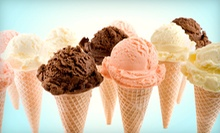 Ice Cream and Treats at Dream Cream Ice Cream (Half Off). Two Options Available.