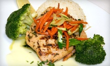$15 for $30 Worth of Turkish Dinner Cuisine at Tulip Restaurant
